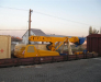 Железнодорожные перевозки дорожной техники из Словакии в страны СНГ