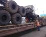 Перевозка колёсной техники из Европы в Таджикистан, Узбекистан, Кыргызстан, Казахстан, Туркменистан