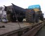 Перевалка колёсной техники в порту Поти и Батуми Грузия