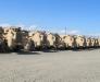 Afganistan'a askeri taşımacılığı