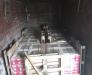 Cargo transshipment in the ports of Poti and Batumi (Georgia)