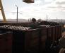 """(Romanya) """"EURO TYRE MANUFACTURING"""" fabrikasından demiryoluyla mal taşıması"""