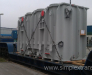 Carriage of transformers, Diesel generating sets, rotors, starters