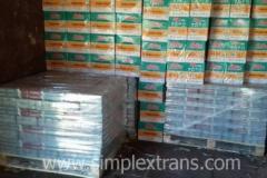 Доставка строительных материалов из Турции в Таджикистан