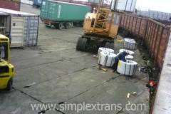 Доставка строительных материалов из Турции в Туркменистан