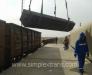 Железнодорожные перевозки из Турции через станцию Сарахс Туркменистан