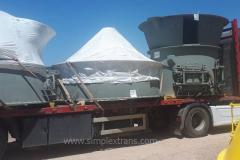 Автодоставка негабаритных грузов из Турции в порты Поти и Батуми Грузия