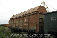 Железнодорожные перевозки пиломатериалов, ДСП, фанеры из России в Румынию, Молдову, Венгрию
