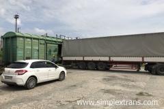 Предоставление в пользование крытых вагонов для перевозки грузов на Монголию