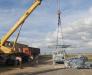 Перевозка оборудования на станцию Акина Афганистан