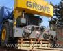 Доставка строительного крана из Европы, Турции, США в страны СНГ, Афганистан, Монголию