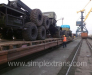 Перевозка колёсной техники из Турции в Таджикистан, Узбекистан, Кыргызстан, Казахстан, Туркменистан