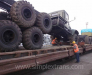 Delivery of wheeled and construction machinery from Bulgaria to CIS countries