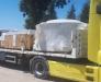 Transportation of oversized cargo by railways to Uzbekistan, Turkmenistan, Tajikistan, Kazakhstan, Afghanistan