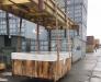 Transshipment of goods in the ports of Poti and Batumi Georgia