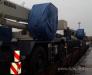 Transportation of oversized cargo to Turkmenistan