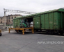 Handling services in the terminal NUTEP (Novorossiysk)