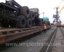 Bulgaristan'dan Tacikistan, Özbekistan, Kırgızistan, Kazakistan, Türkmenistan'a gerçekleştirilen demiryolu taşımacılığı
