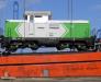 Der Schienentransport von Gütern nach Rumänien