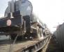 Der Transport von Kasachstan nach die Türkei