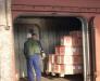 Der Transport von Lebensmitteln aus der Türkei in Kasachstan
