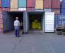 Die Lieferung von Gütern nach Kirgistan
