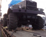 Der Transport von überdimensionalen Gütern auf der Schiene