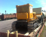 İnşaat donatımının BDT ülkelerine demiryoluyla taşıması