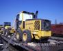 Der Schienentransport der Baumaschinen aus der Türkei nach die GUS-Staaten