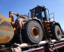 Extrasized transport of the construction machines from Turkey, Europe, Korea to CIS countires