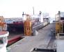 Transportarea vagoanelor cu feribot din Iliychevsk Ucraina in Poti si Batumi Georgia