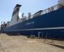 Le ferry-boat Turkmenbashi (Turkménistan) - Alyat (Baku, Azerbaïdjan)