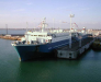 L'utilisation des lignes de ferry-boat Baku Azerbaïdjan - Turkmenbasi Turkménistan, Baku Azerbaïdjan - Aktau Kazakhstan