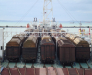 La ligne de ferry-boat ferroviaire Samsun Turquie – le port Kavkaz Russie