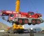 Forwarding services in the port of Turkmenbashi Turkmenistan