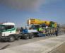 Freight forwarding in the port of Turkmenbashi Turkmenistan