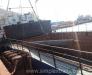 Sea transportation to the port of Turkmenbashi