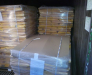 Le transport d'aliments dans des conteneurs réfrigérés