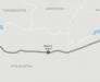 Le transport ferroviaire des marchandises vers la station Aqina Afghanistan