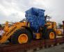 Transbordement des cargaisons dans les ports de Poti et Batumi (Géorgie)