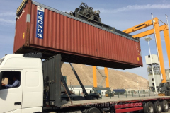 Maritime container transportation from China, Malaysia, India, UAE, Turkey, Thailand to Turkmenistan