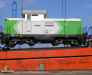 Rail freight forwarding services in Romania