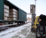 Cargo delivery from Russia to Iran