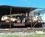Afganistan'daki Hairatan ve Turghundi demiryoluyla taşıması
