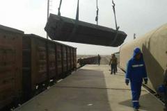 Железнодорожные перевозки по Туркменистану, Узбекистану, Кыргызстану, Таджикистану, Казахстану, Азербайджану