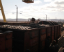 Доставка грузов железнодорожным транспортом с завода EURO TYRE MANUFACTURING (Румыния)