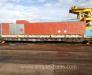 Özbekistan'a demiryolu taşımacılığı
