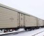 Dondurulmuş gıdaların Türkmenistan, Özbekistan, Kazakistan, Tacikistan, Kırgızistan ve Afganistan'a demiryoluyla taşıması