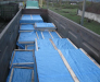 Rail forwarding services in the station of Chop Ukraine