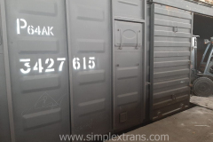 Transshipment of goods at Dostyk and Altynkol stations Kazakhstan